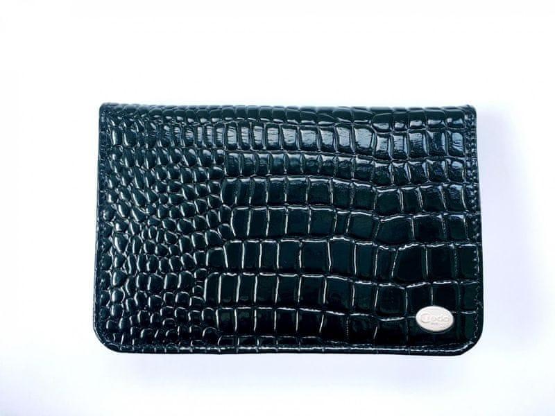 Credo Solingen Luxusní 8 dílná manikúra - Croc 8