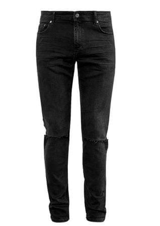 s.Oliver pánské jeansy 34/32 šedá