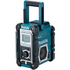 Makita akumulatorski prenosni Bluetooth radio DMR108