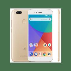 Xiaomi GSM telefon Mi A1 4GB/32GB, zlat
