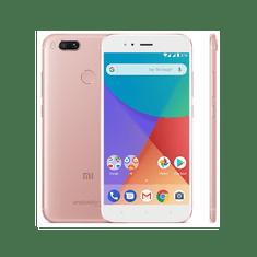 Xiaomi Mi A1 Rose Gold, 4GB/64GB, CZ LTE, Global Version
