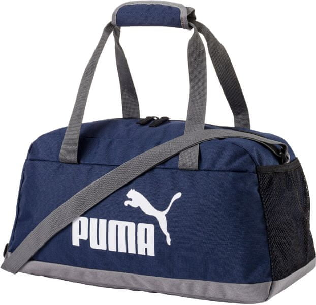 Puma Phase Sport Bag New Navy