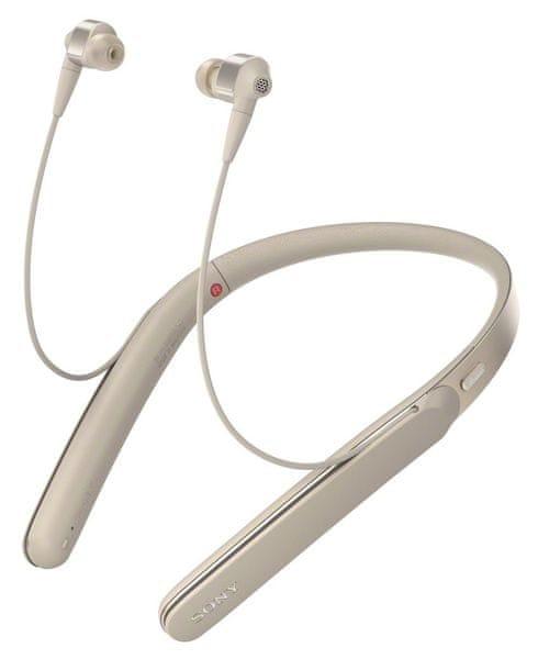 Sony WI-1000X, zlatá
