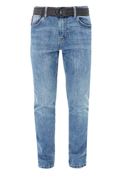 s.Oliver pánské jeansy 31/34 modrá