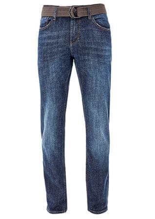 s.Oliver jeansy męskie 38/34 niebieski