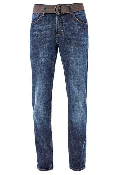 s.Oliver pánské jeansy 36/32 modrá
