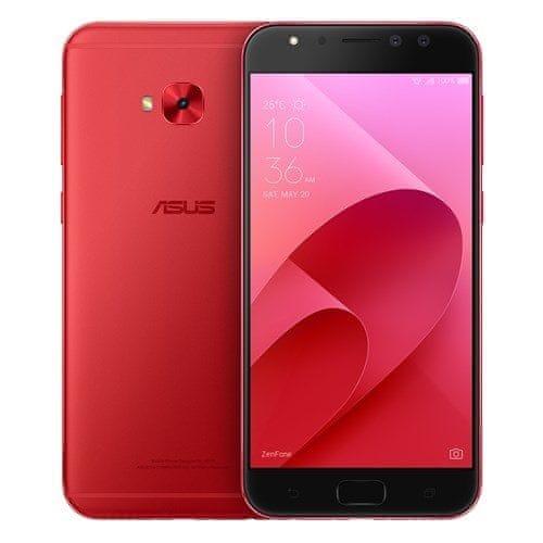 Asus ZenFone 4 Selfie Pro, (ZD552KL), červený