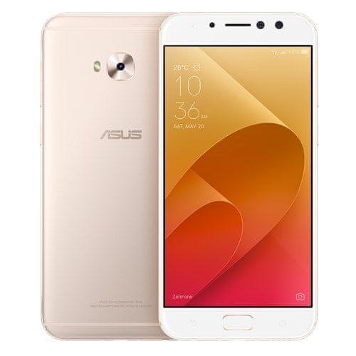 Asus ZenFone 4 Selfie Pro, (ZD552KL), zlatý