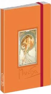 Journal notes Alfons Mucha – Poetry