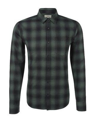 s.Oliver koszula męska XL zielony