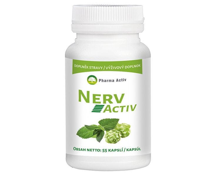 Pharma Activ Nerv Activ 55 kapslí