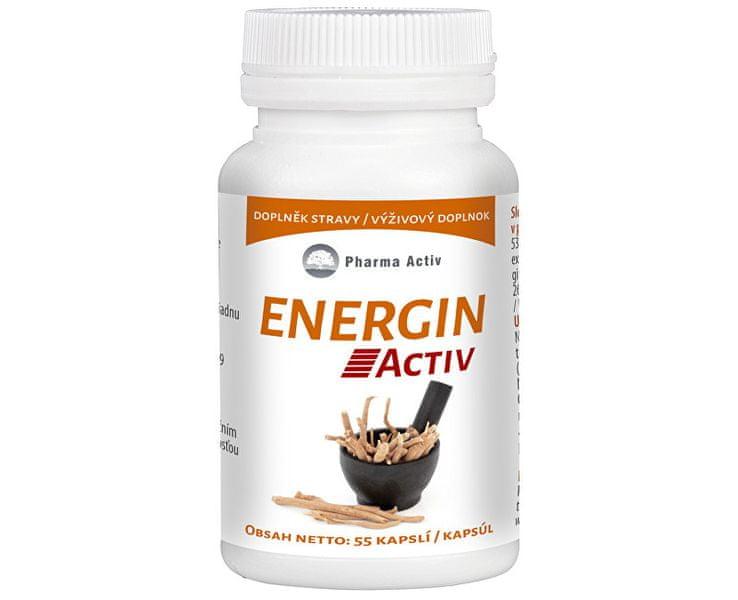 Pharma Activ Energin Activ 55 kapslí