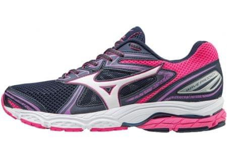 Mizuno buty biegowe Wave Prodigy (W) Peacoat Wht PinkGlo 40