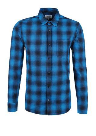 s.Oliver koszula męska XXL niebieski