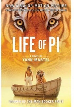 Martel Yann: Life of Pi