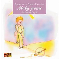Saint-Exupéry Antoine de: Malý princ - KNP-2CD