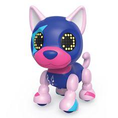 Spin Master Zoomer Interaktiv kiskutya Spotlight kék