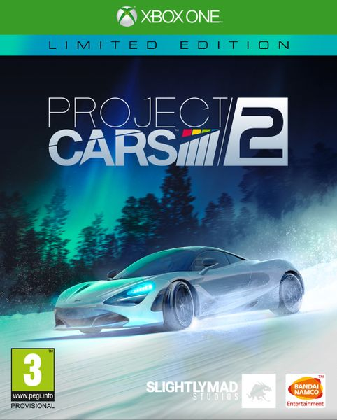 Namco Bandai Games Project Cars 2 Limited Edition / Xbox One