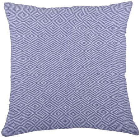 My Best Home poduszka Ziggy 45 x 45 cm, niebieska