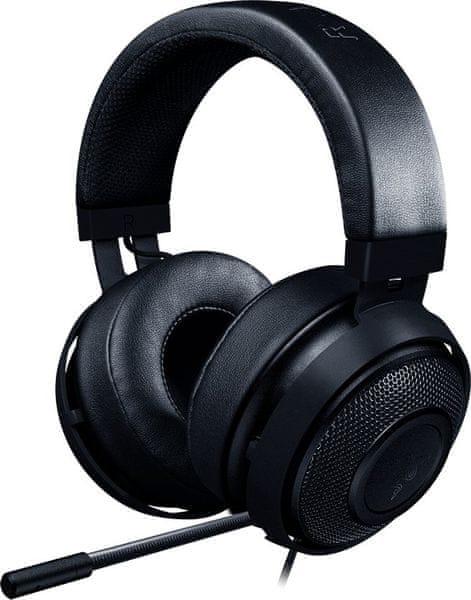 Razer Kraken Pro V2 Oval, černá (RZ04-02050400-R3M1)