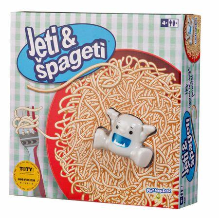 Playmonster igra Jeti & špageti