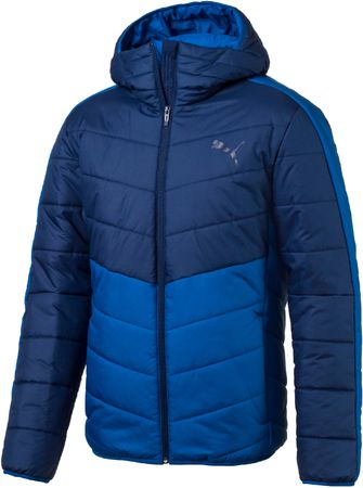 Puma ESS warmCELL Padded JACKET Blue Depths L