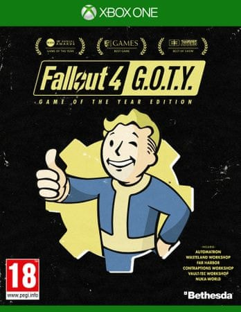 Bethesda Softworks Fallout 4 Game of The Year / Xbox One