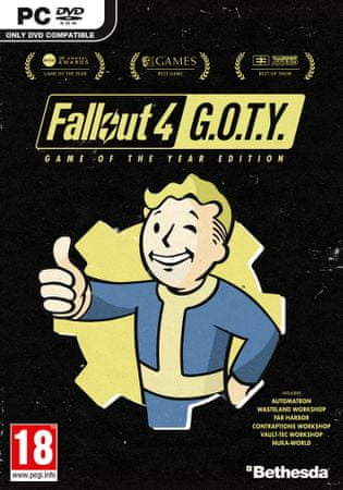 Bethesda Softworks Fallout 4 Game of The Year / PC