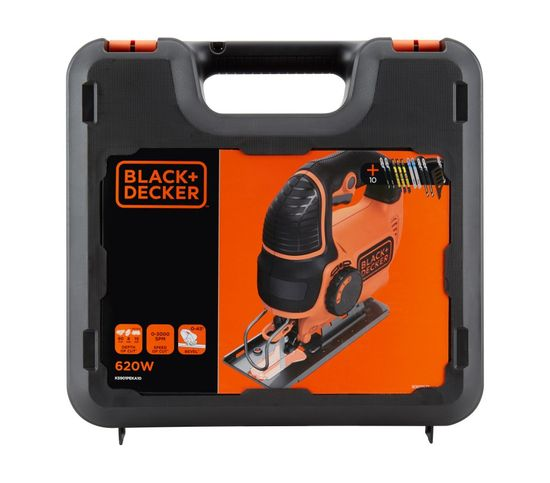 Black+Decker vbodna žaga KS901PEKA10