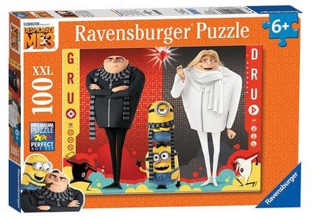 Ravensburger Minyonok: Gru 3 100 darabos