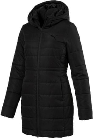 Puma ESS Hooded Padded Coat Black S