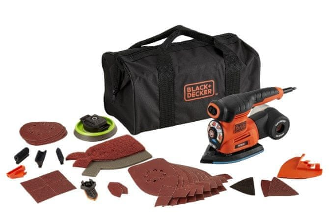 Black+Decker KA280LSA2-QS