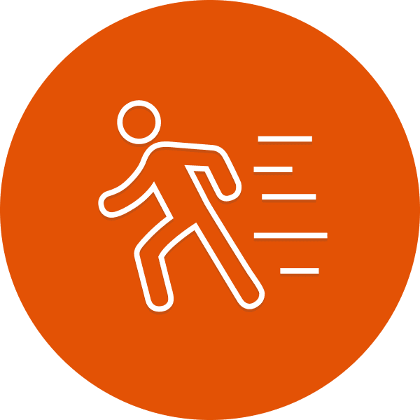 Detekce pohybu a nahrávání