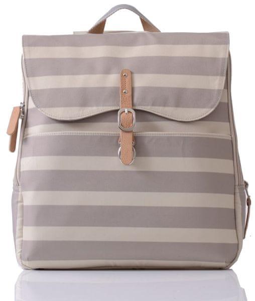 PacaPod HASTINGS - batoh i přebalovací taška béžová a28022dee3