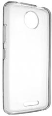Fixed TPU szilikon gél tok Motorola Moto C 4G, átlátszó
