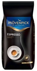Mövenpick Espresso kava v zrnu, 1 kg