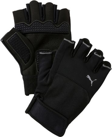 Puma rękawiczki TR Gloves Up Black Silver L