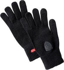Puma pletene unisex rokavice Ferrari LS, črne