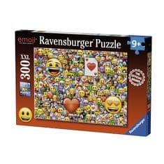 Ravensburger sestavljanka Emoji, XXL, 300 delov