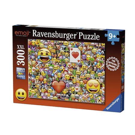 Ravensburger Puzzle Emotikonki (300 elementów)