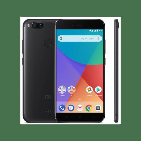 Xiaomi Mi A1 Android One, 64GB, črna