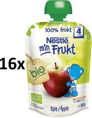 Nestlé BIO kapsička Jablko 16x90g