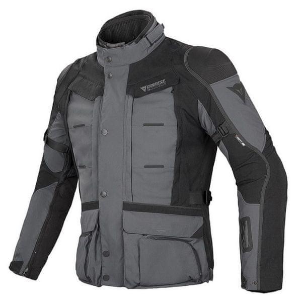 Dainese bunda D-EXPLORER GORE-TEX vel.56 šedá/černá/šedá, textilní