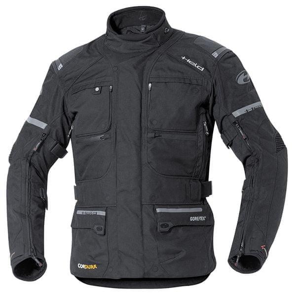 Held bunda CARESE 2 GORE-TEX vel.L černá, textilní