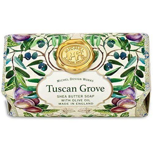 Michel Design Works Hydratační krémové mýdlo Tuscan Grove (Shea Butter Soap) 246 g
