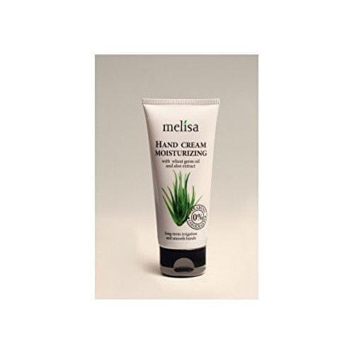 Melica Hydratační krém na ruce s olejem z pšeničných klíčků a extraktem Aloe Vera 100 ml