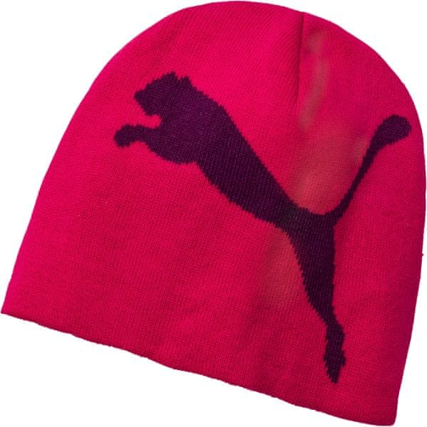 Puma ESS Big Cat Beanie Love Potion drk purple ADULT