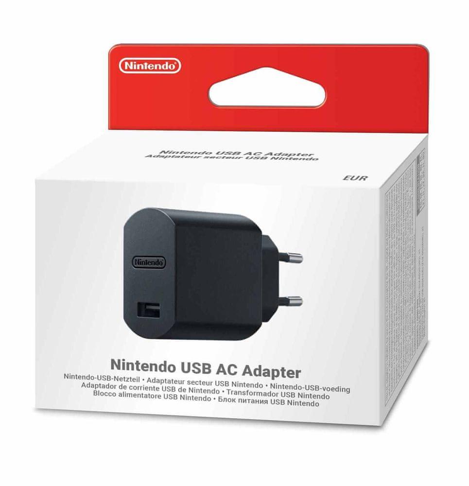Nintendo USB AC Adapter for Classic Mini: SNES
