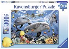 Ravensburger Delfinek Puzzle 300XXL