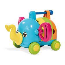 Tomy glasbeni slonček